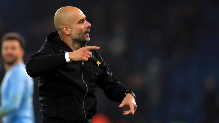 Quadruple for Manchester City not on the cards, says Pep Guardiola #News #CarabaoCup #Football #Leicester #ManCity