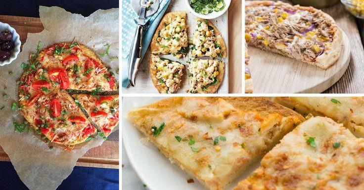 Receita de Pizza de Atum - http://topreceitasfaceis.com/receita-pizza-atum/