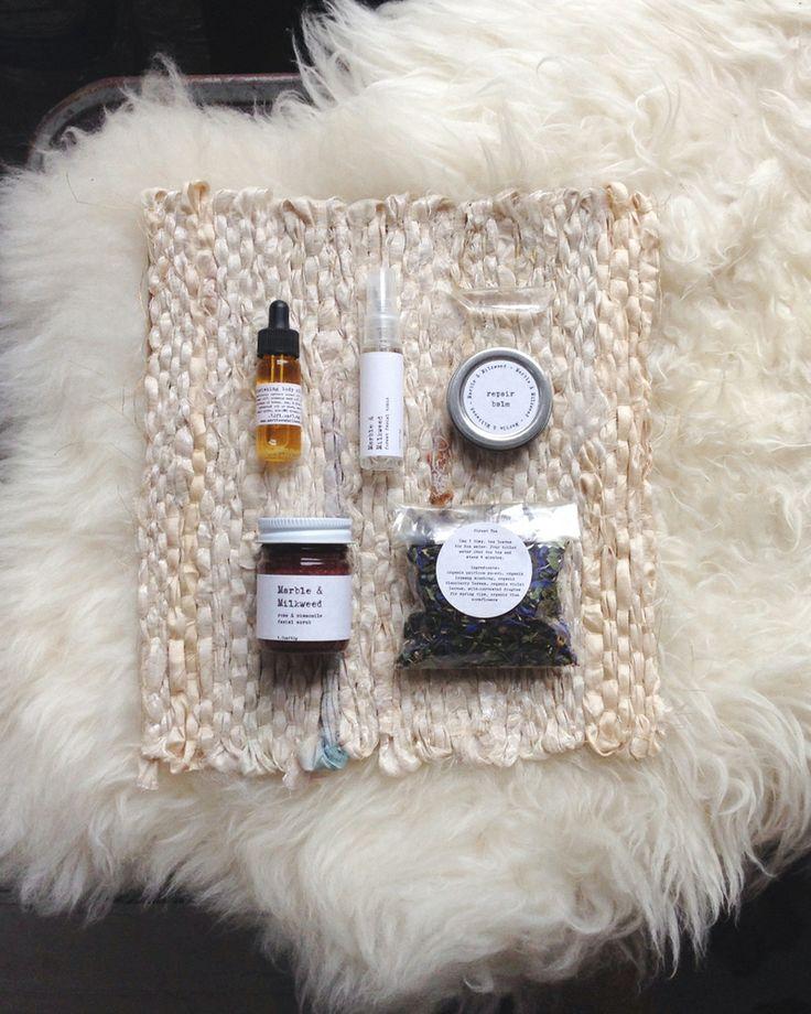 winter getaway kit | Marble & Milkweed | gifting option