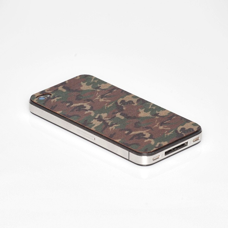 Skin 4s ciliegio camouflage by Wood'd $12