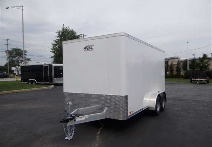 Best 20 Enclosed Cargo Trailers Ideas On Pinterest Enclosed Trailers Cargo Trailers And