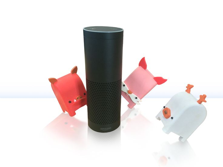 Zabawki rozmawiają juz z Amazon's Echo! Na razie tylko po angielsku ale oczekujemy na dalsze prace nad rozwojem urządzeń echo