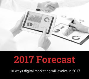 Free eBook- Digital marketing trends 2017