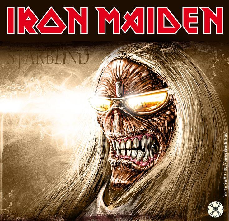 iron maiden eddie   Post dedicado a Eddie el mitico monstruo de Iron Maiden,espero que les ...