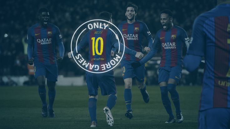 FC Barcelona is down to the final 10 games of La Liga! We must make the most out of these final games. Let's keep on cheering, Força Barça!👟⚽🏆