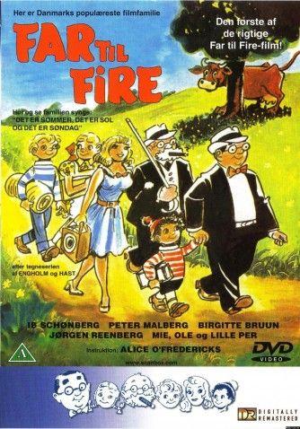 Far til Fire - Danish movie