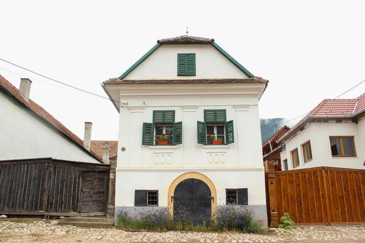 House in Rimetea, Alba, Romania