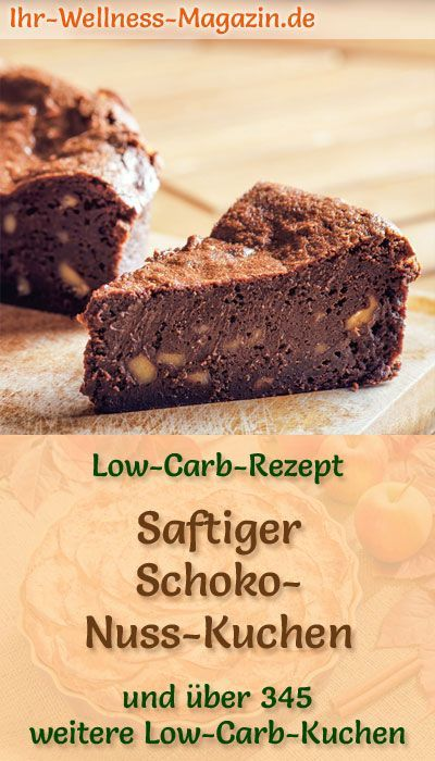 Recipe for a Succulent Low Carb Chocolate Nut Cake: The Low Carb Carbo …,  #ca…