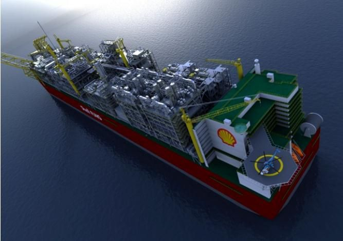 Parker Hannifin Lands Prelude FLNG Job | Offshore Energy Today