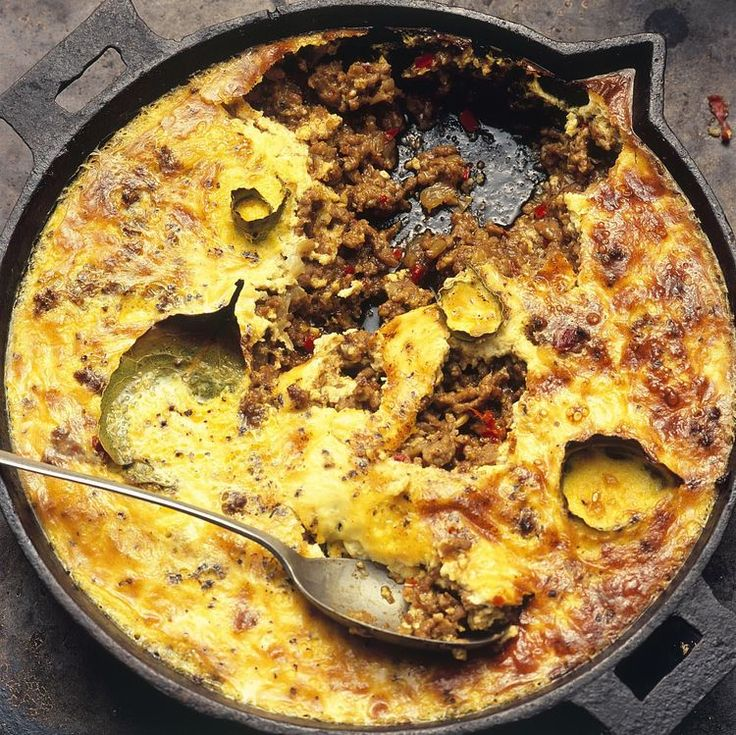 Most popular South African recipe: Bobotie
