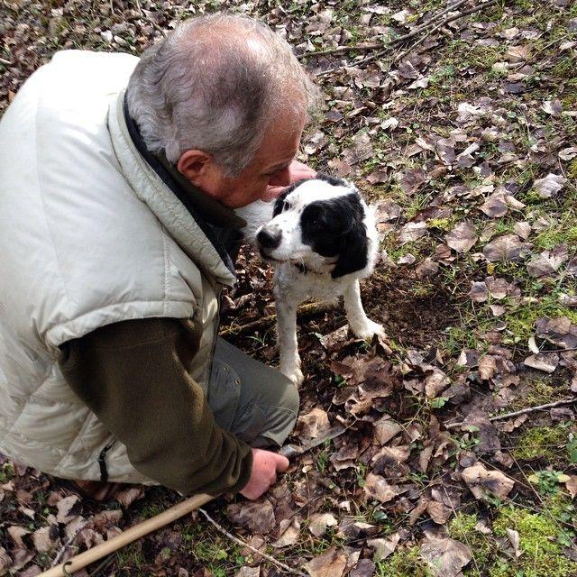 In #escursione a San Miniato alla ricerca di #tartufi #truffle