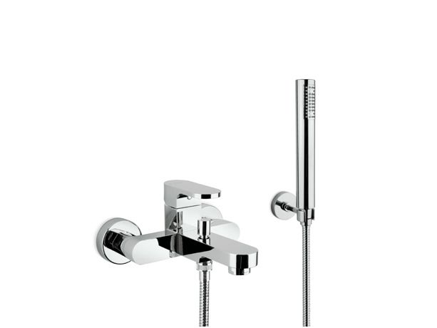 X-LIGHT Rubinetto per vasca a 3 fori by #NEWFORM #bath #design   #wellness #faucet