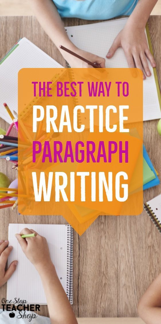 Paragraph writing can be difficult for students. This post talks about my favorite paragraph writing activities and explains how Paragraph of the Week improved my students' writing. Love the writing prompts and writing rubrics!!!