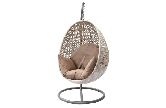 Outdoor Furniture  Barbeques Galore - Products - Florence Egg Chair  http://www.barbequesgalore.com.au/products/product-view.aspx?id=20846