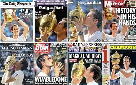 Andy Murray wins Wimbledon: live reaction - Telegraph