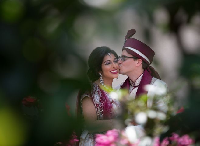 Congratulations to Mr. and Mrs.Baker! Nina and Collin's traditional indian wedding at the Chesapeake Bay Beach Club in Stevensville, Maryland.