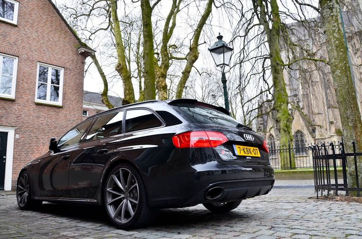 Audi RS4 B8 Avant