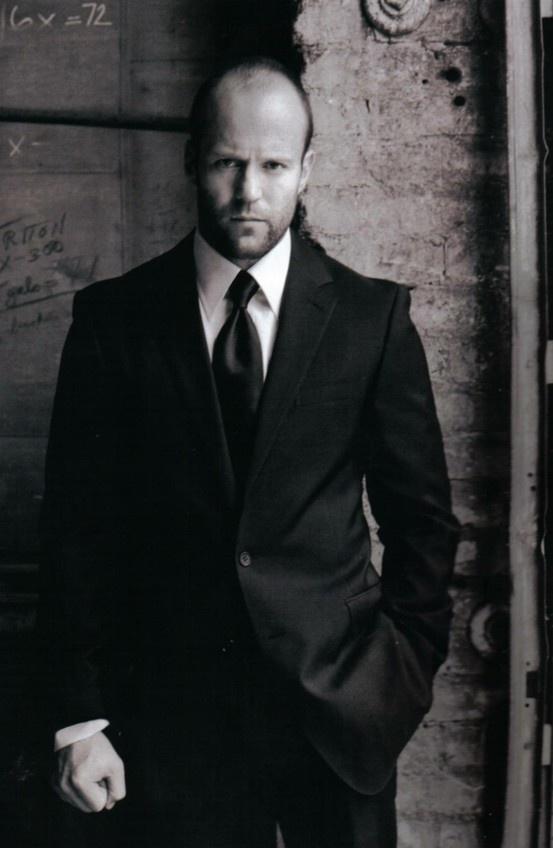 jason statham - jason-statham photo. he makes every suit he wears look good .