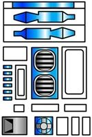 r2d2 printable for iron transfer