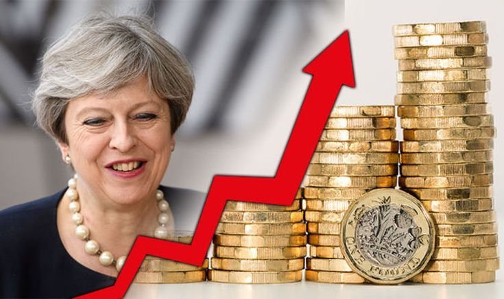 Pound to euro exchange rate: Sterling climbs BACK after Theresa May's Brexit dinner