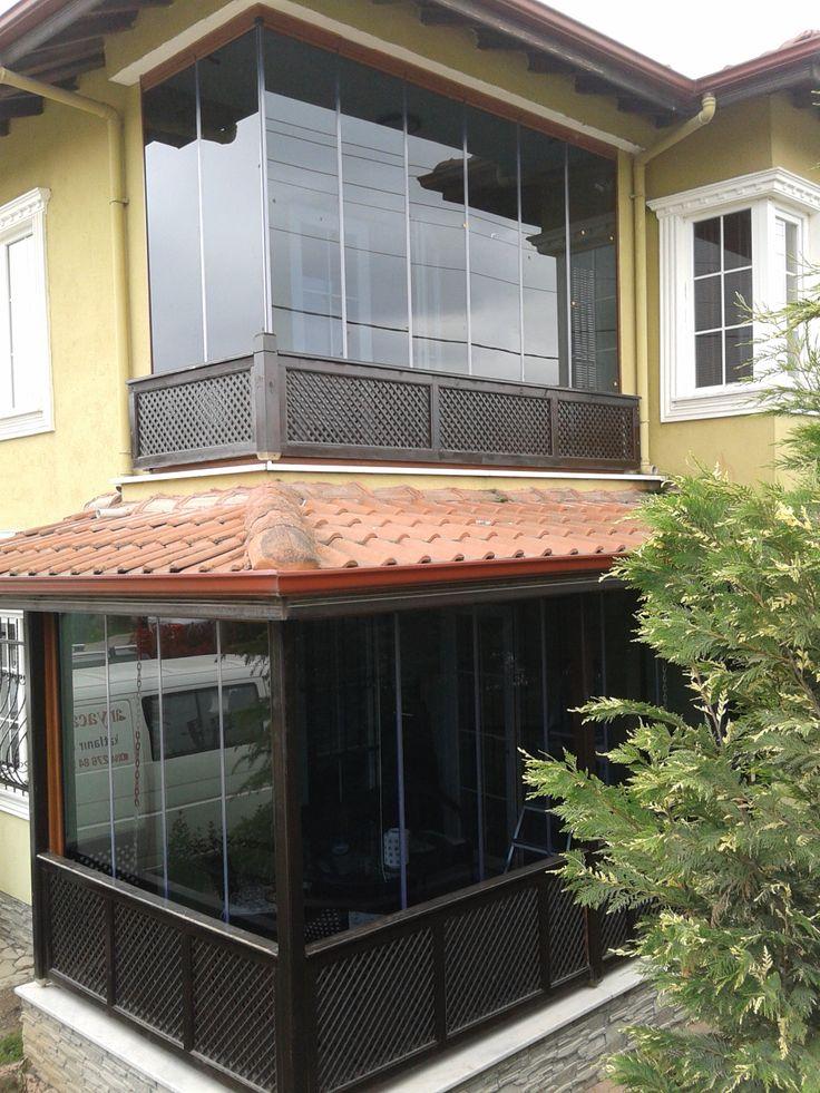 ARYACAMBALKON,balkon,lar ve verandalar için çözümler üretir