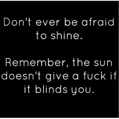 Shine on you crazy diamond...