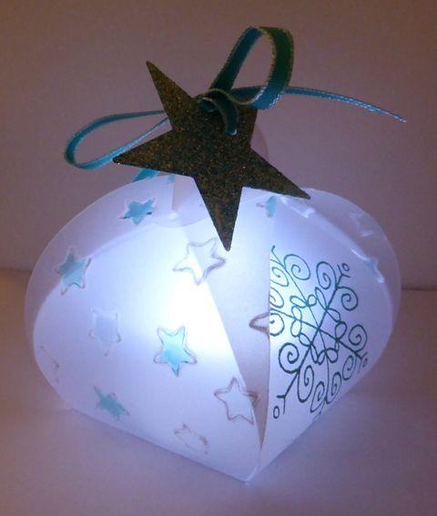 LED Licht Box