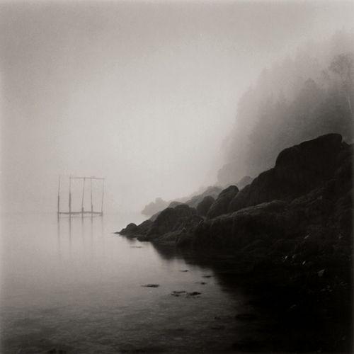 Lisa Tyson Ennis, Fishing Weir Study VI, Deer Island (4/40) #lisatysonennis #photography #landscape #wexlergallery