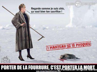 ₪ Campagne anti-fourrure ₪