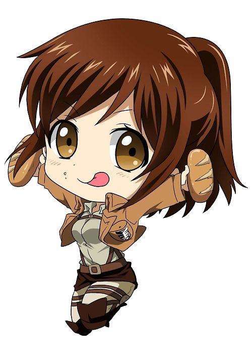 Sasha Blouse Shingeki no kyojin