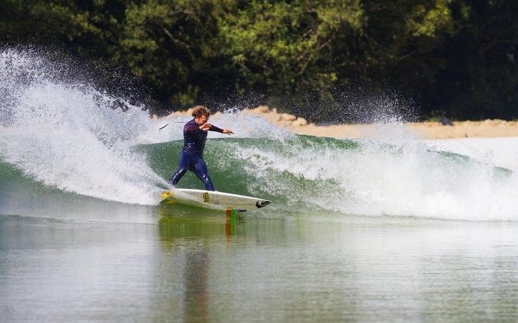 The tiny Welsh community of Dolgarrog is about to become one of the world's top surfing hot spots, despite being 10 miles inland. Plans are ...