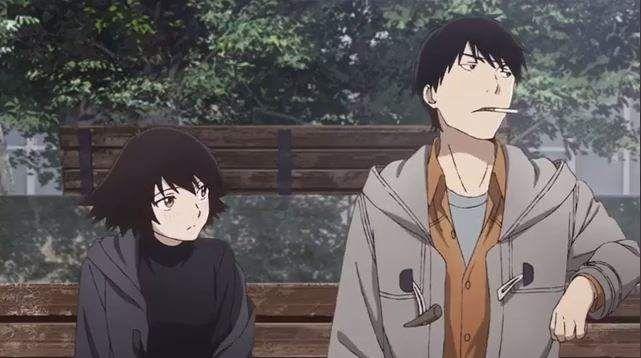 Sinopsis Anime Yesterday Wa Utatte Episode 1 In 2020 Anime Anime Fanart Anime Wallpaper