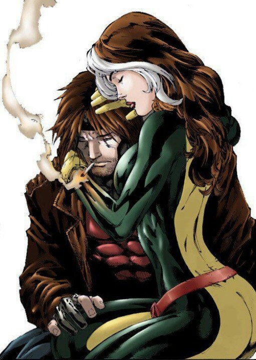 how did rogue and gambit meet