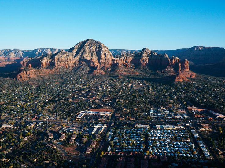 Set in the shadow of red-rock monoliths, Sedona benefits from its striking location—visitors often beeline for its buttes, canyons, and spires. On clear nights, take in the region's light-pollution-free sky's dazzling display of stars. A must-stay here is L'Auberge de Sedona, Condé Nast Traveler's 2015 Readers' Choice Awards top-rated hotel in the Southwest. It's set in the heart of Red Rock Country, and beauty abounds everywhere you look.