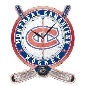 NHL Montreal Canadiens CLOCK