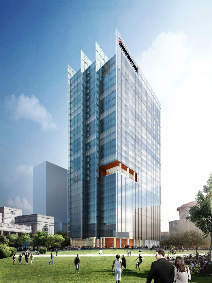 Bridgestone Americas, Headquarters