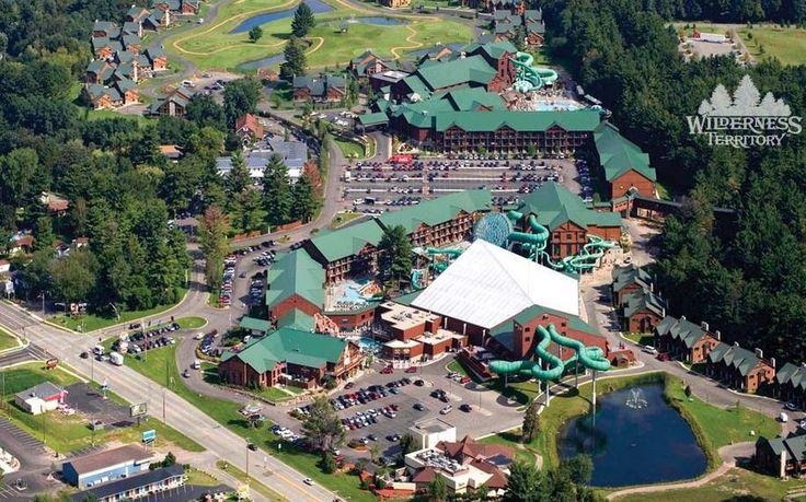 Winter Getaway: Wisconsin Dells' Wilderness Resort - Thoughts from Her