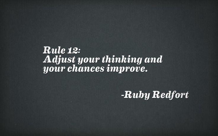Rule 12 - Ruby Redfort