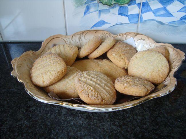 Recept voor Boterkoekjes in de thermomix of manueel5. Meer originele recepten en bereidingswijze voor gebak vind je op gette.org.