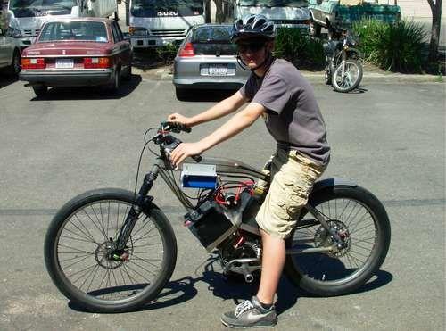 1000 Ideas About Diy Electric Bike On Pinterest