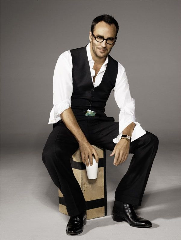 relaxed and cool - tom ford