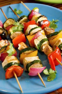skewer recipes ideas | Potluck Ideas for Work