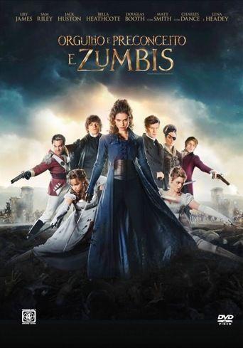 Assistir Orgulho e Preconceito e Zumbis Online Dublado ou Legendado no Cine HD