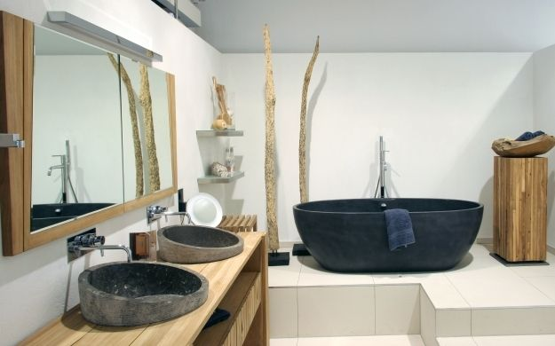 badideen modern decor pinterest bad b der ideen and ideen. Black Bedroom Furniture Sets. Home Design Ideas