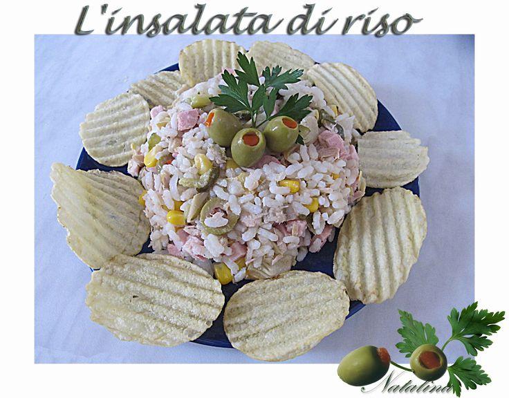 Рисовый салат