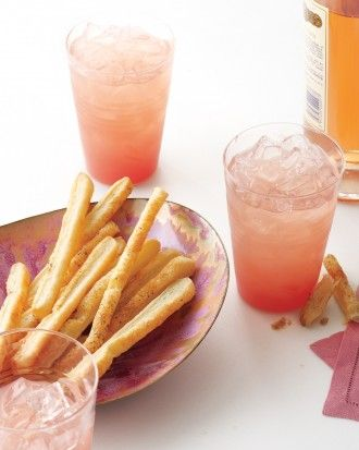 """See the """"Rose Grapefruit Cocktail"""" in our Spring Cocktail Recipes gallery"""