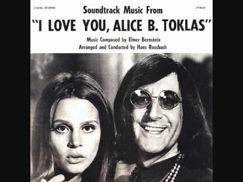 I Love You Alice B Toklas Quotes : Harpers Bizarre - I Love You, Alice B. Toklas stein toklas ...