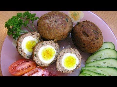 Яйца по-шотландски - рецепт