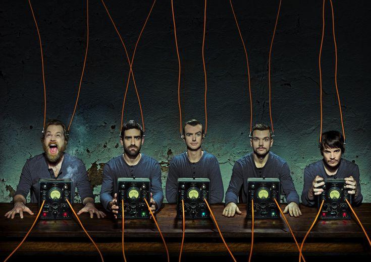 Awesome Australian band; Karnivool :: Onya Magazine #onyamag