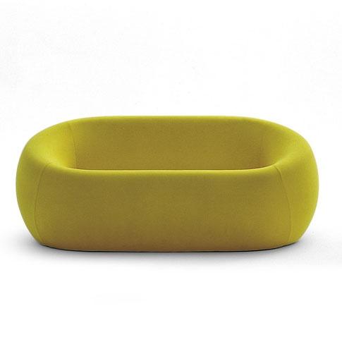 Up4 B Italia By Gaetano Pesce 2 Seater Sofa
